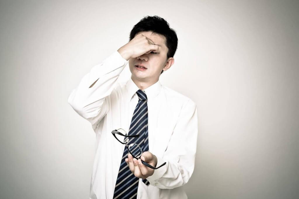 ストレスを感じると身体に悪影響を及ぼします