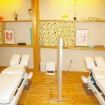 宮坂鍼灸整骨院の治療室